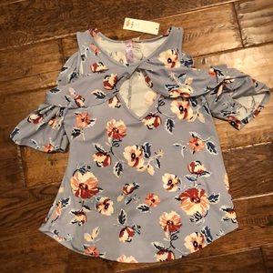 Francesca's shirt